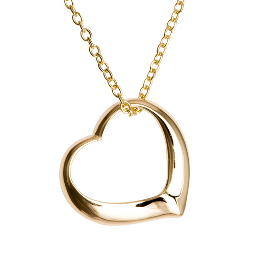 Best Seller Gold Dolphin Sterling Silver Pendant with AAA CZ