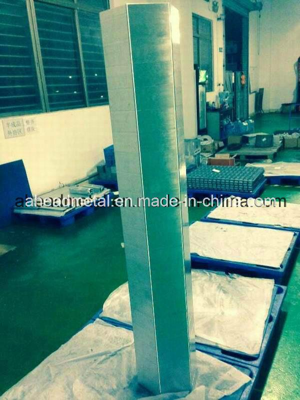 CNC Parts for Power Rail