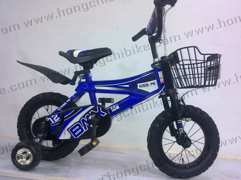 Toys 12 Inch Kids Bike Toy Kids Bike with Assist Wheel (HC-KB-51092)