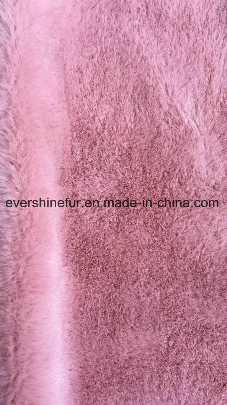 New Imitation Rabbit Fur Faux Fake Artificial Fur Toy Fur Fabric
