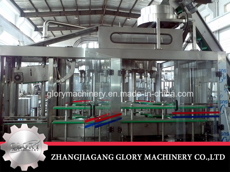 Automatic 5gallon Barrel Water Production Line for Drinking