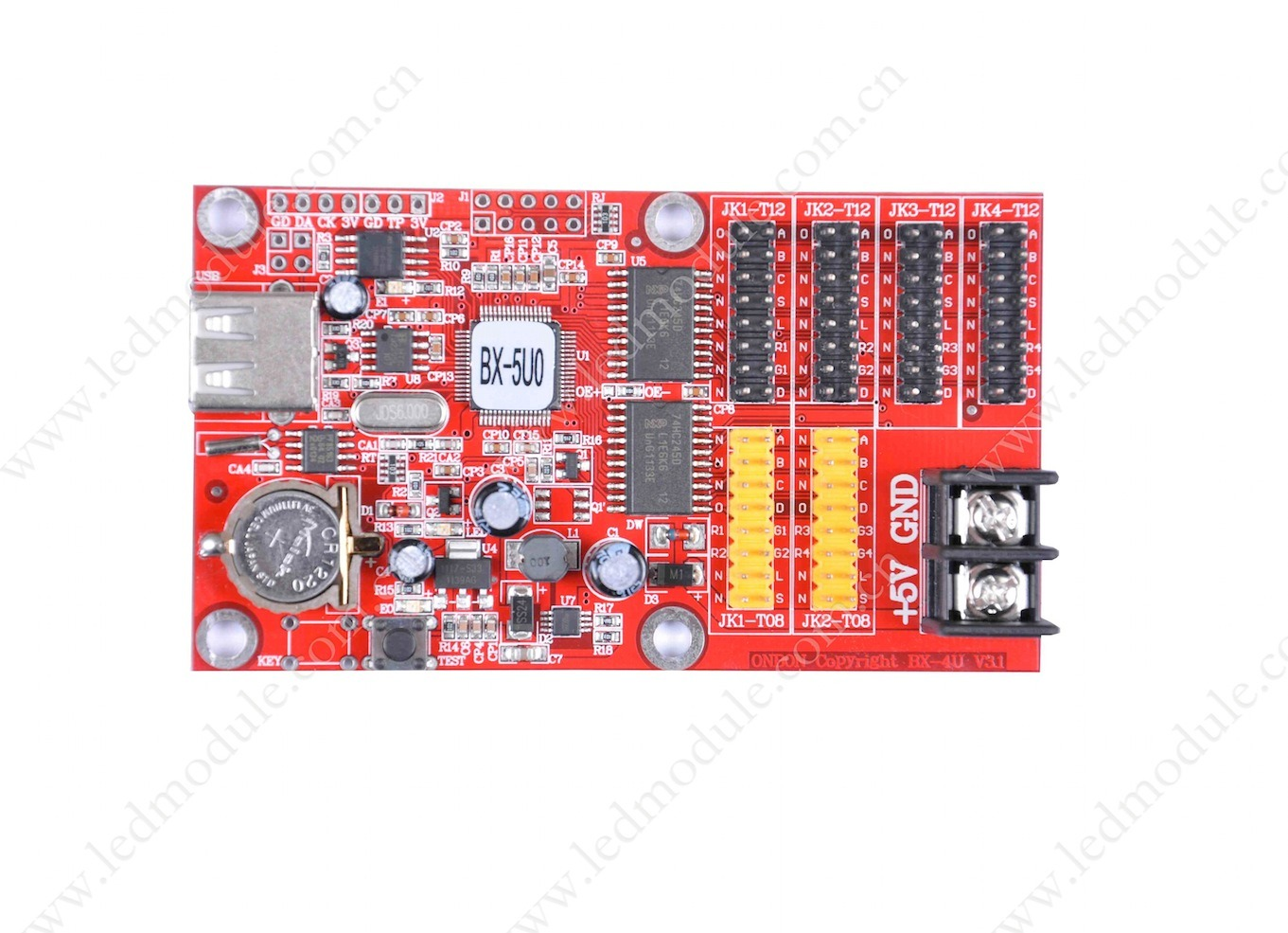 USB LED Controller for Bus (BX-5U0)