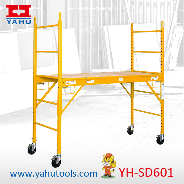 6 Ft. Multi-Use Drywall Baker Scaffold(YH-SD601)