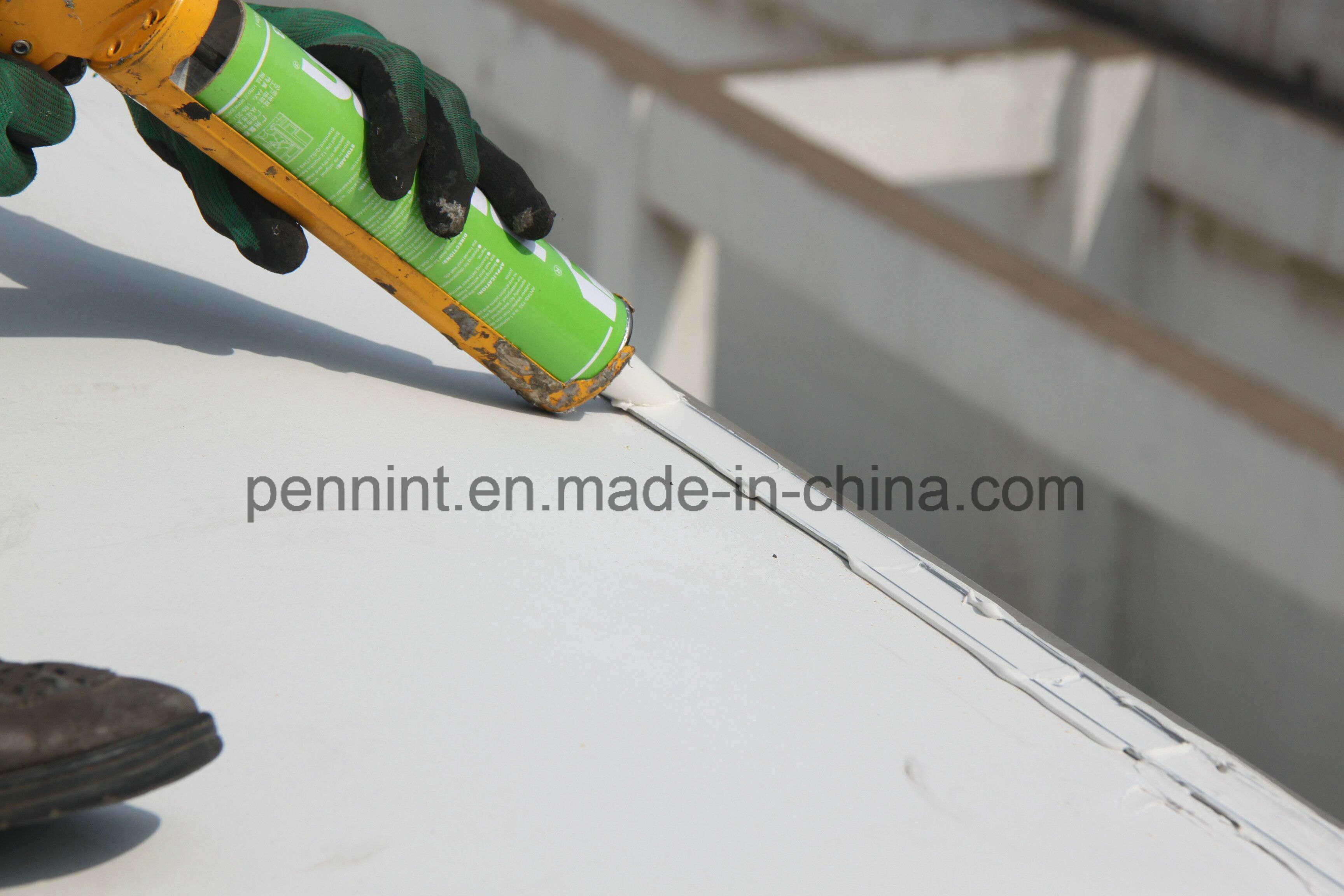 Polyvinyl Chloride Plastic PVC Waterproofing Membrane Roofing Material
