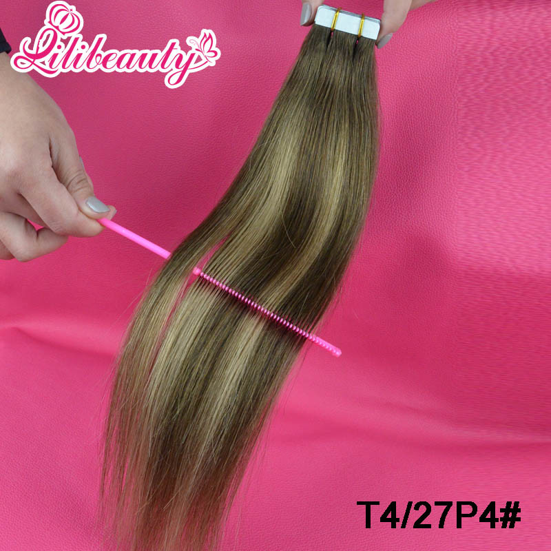 New Arrival Tape Hair Brazilian Remy Human Hair Extension