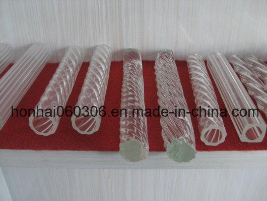Pyrex Glass Profile Tube/Rod