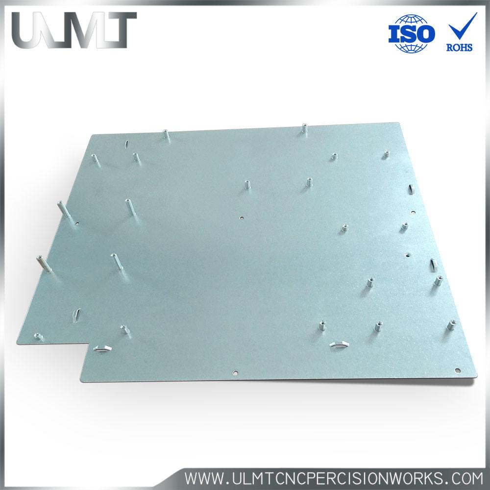 Laser Cutting Steel Sheet Fabrication/Sheet Metal Fabrication
