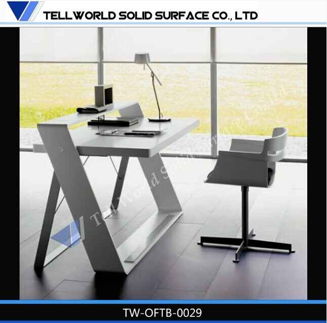folding office desk set marble home office desk design - Home Desk Design
