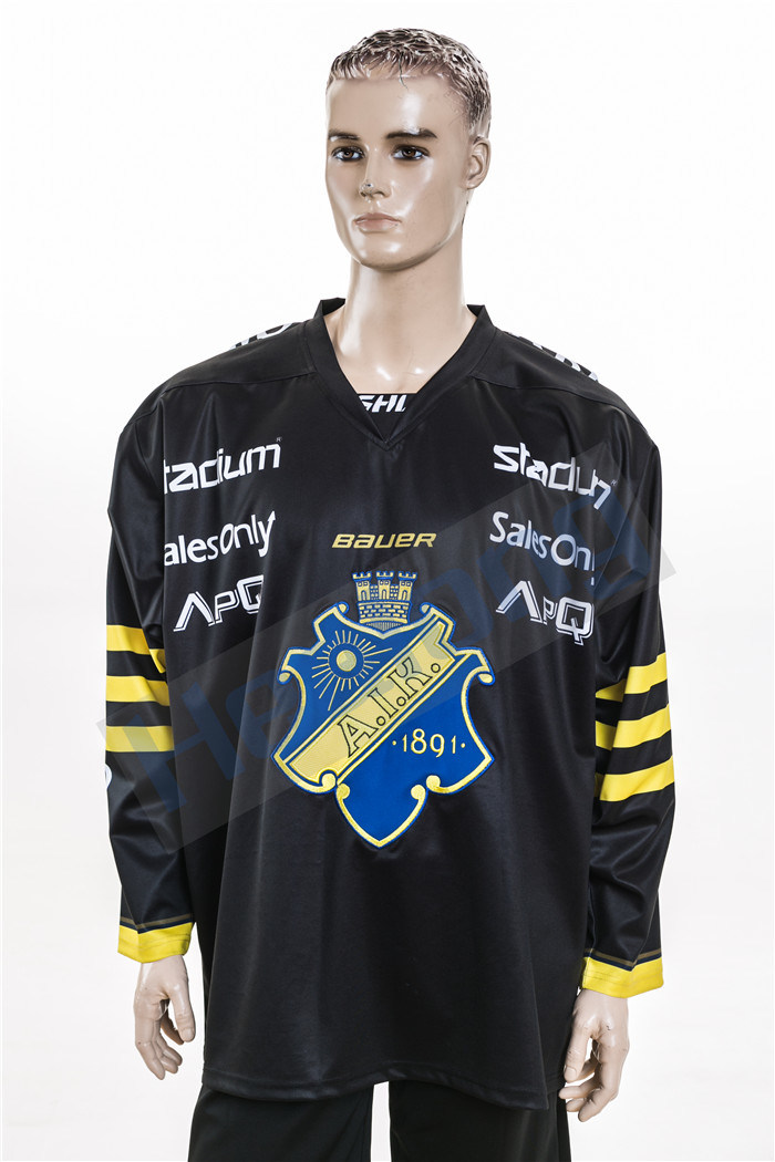 Any Logo Design Team Ice Hockey Set Jerseys