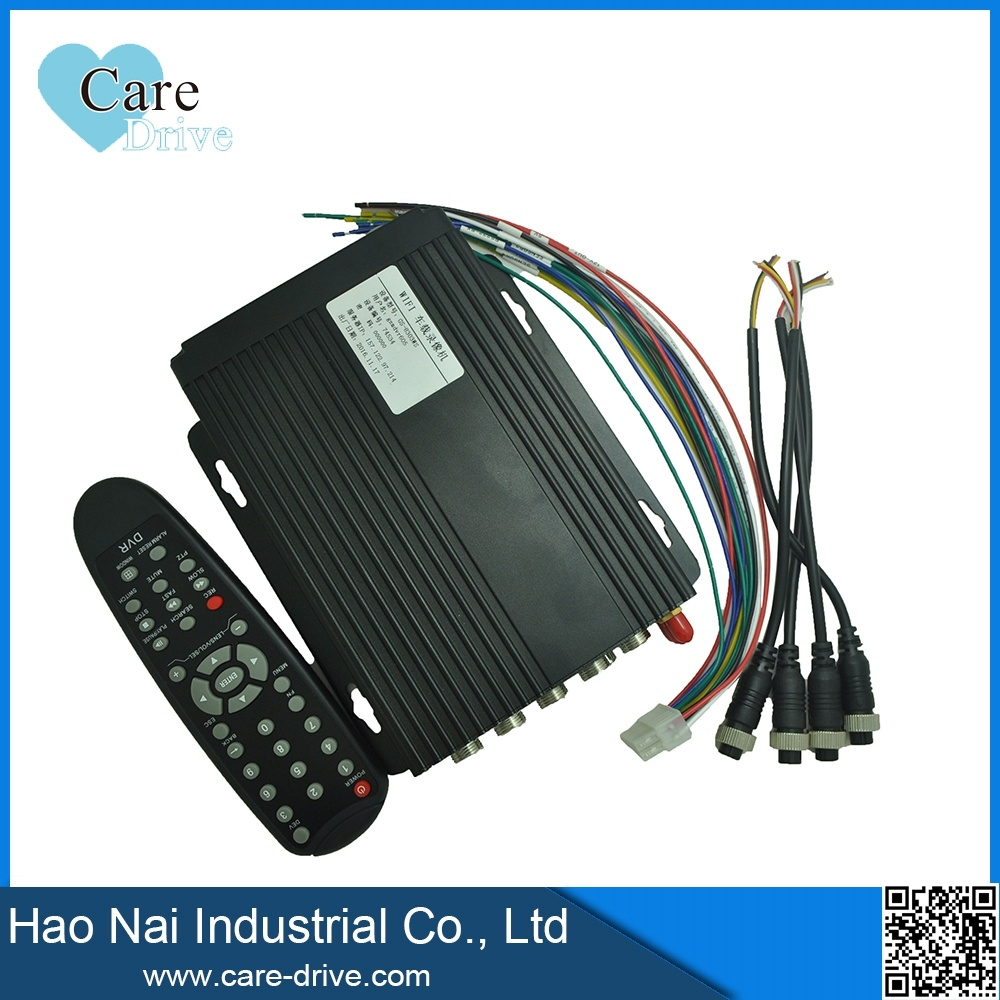 3G FHD Car DVR with GPS Tracker for Fleet Management