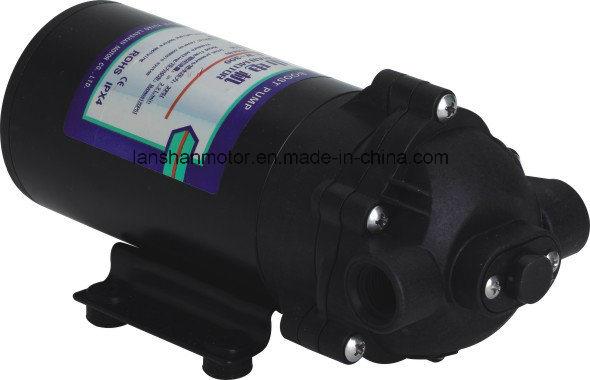 Lanshan 300gpd Diaphragm RO Booster Pump - Strong Self Priming, Designed for 0 Inlet Pressure RO Pump