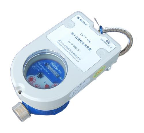 Digital Wireless Valve Control Ami Water Meter (LXSY-15E-25E)