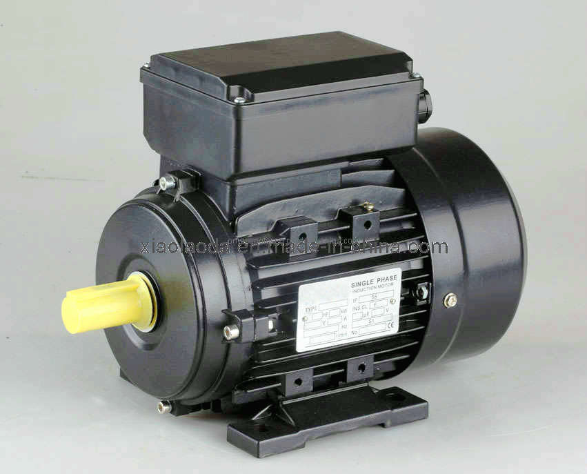 Electric motors with capacitors 28 images electric for Single phase capacitor start motor