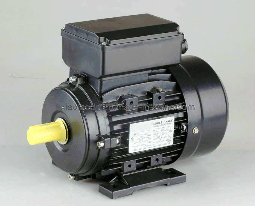 Aluminum alloy single phase capacitor running electric for Capacitors for electric motors