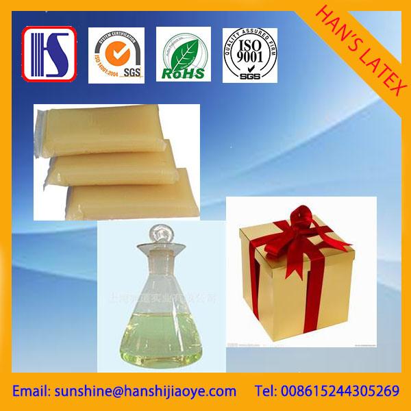 High Quality Jelly Glue Plant Hot Melt
