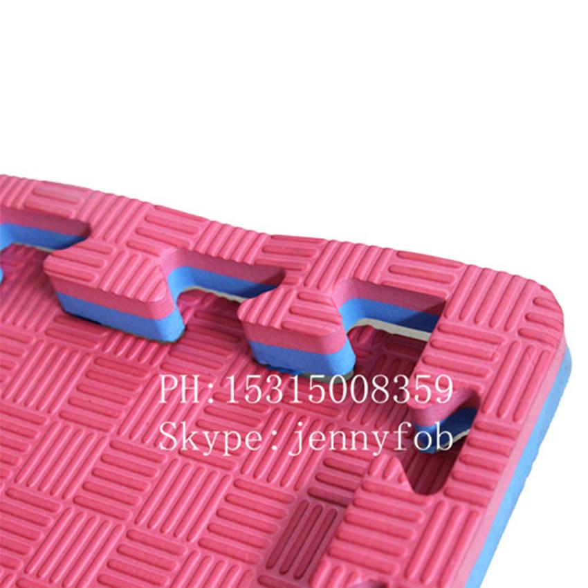China Eva Foam Mat Yoga Mat Shock Absorbing Floor Mats