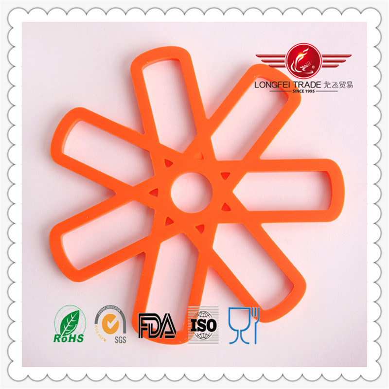 Heat Resistant Dining Table Silicone Placemats