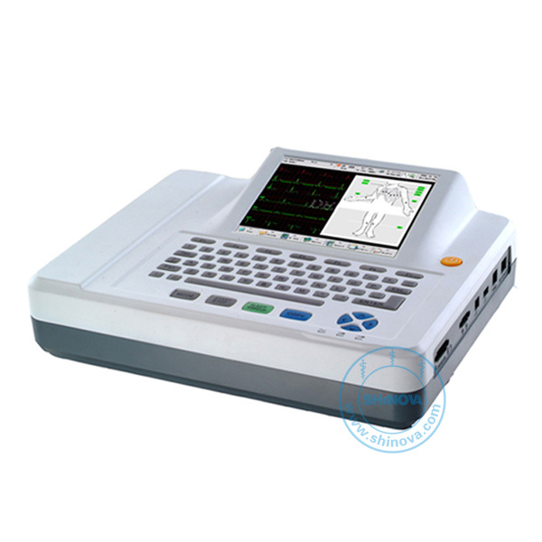 12 Channel Electrocardiograph (ECG-120L(A))
