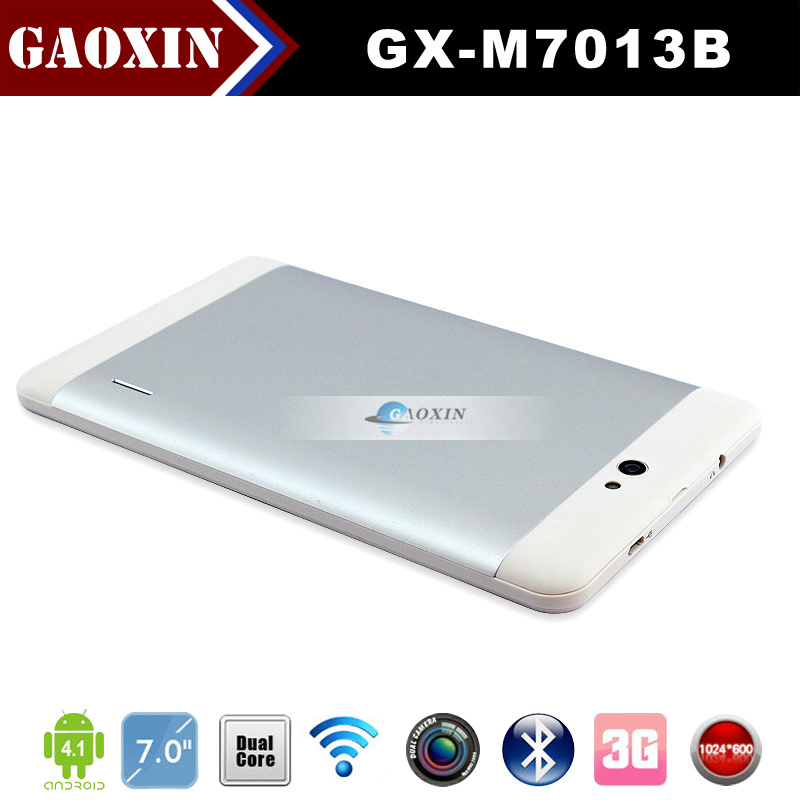 7 Inch Mtk 8312 Dual Core 3G Tablet PC