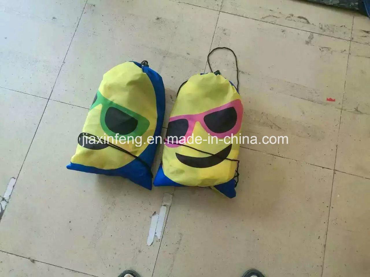 Inflatable Air Sleeping Bag Travelling Camping Laybag Inflatable Sofa Banaba Sleeping Bag