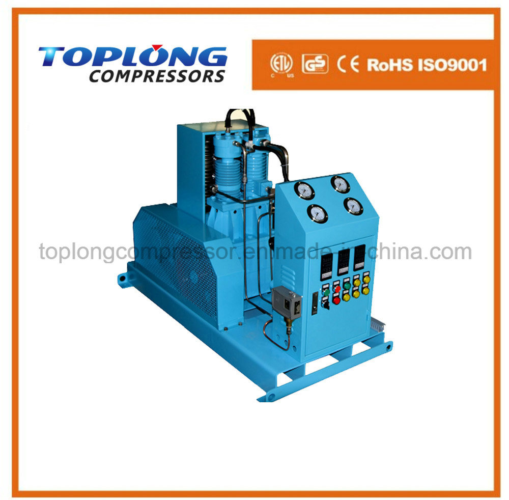 Oil Free High Pressure Oxygen Compressor High Pressure Compressor (Gow-13/4-150 CE Approval)