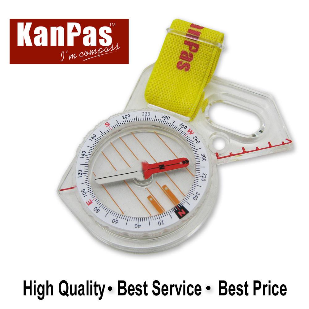 Kanpas Training Basic Orienteering Compass #MA-40-F