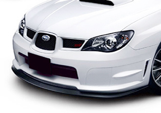 Carbn Fiber Diffuser for Subaru Impreza 9th 2006 (STi)
