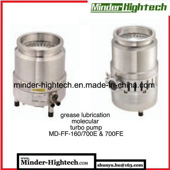 Grease Lubrication Turbo Vacuum Pump MD-FF-160/700e
