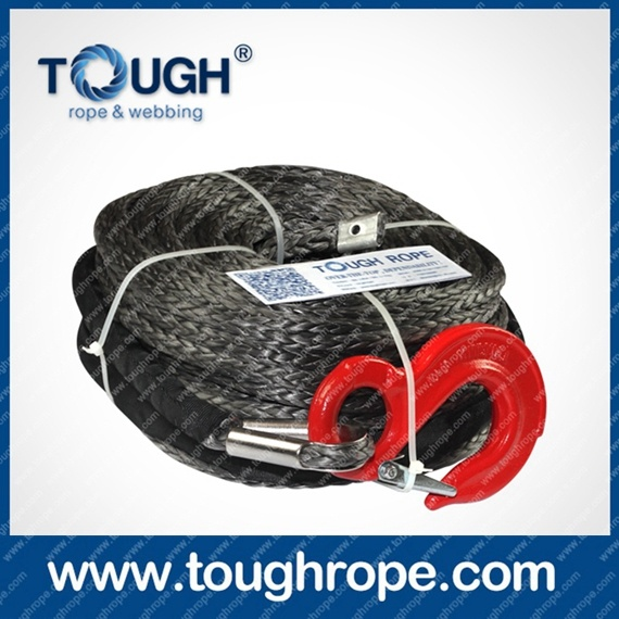 Color Winch Rope Thimble Hoist Winch Rope