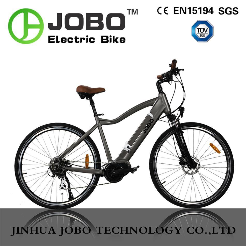 Electric Mountain MTB Bike Middle Motor Electric Bicycle