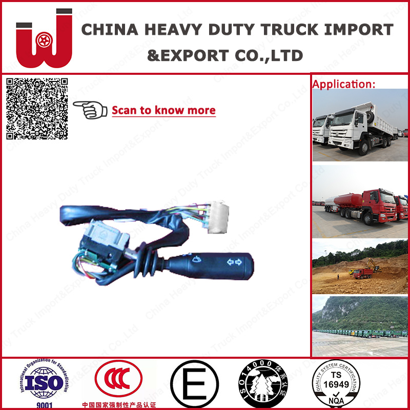 Wg9130583017 Sino Truck Combination Switch