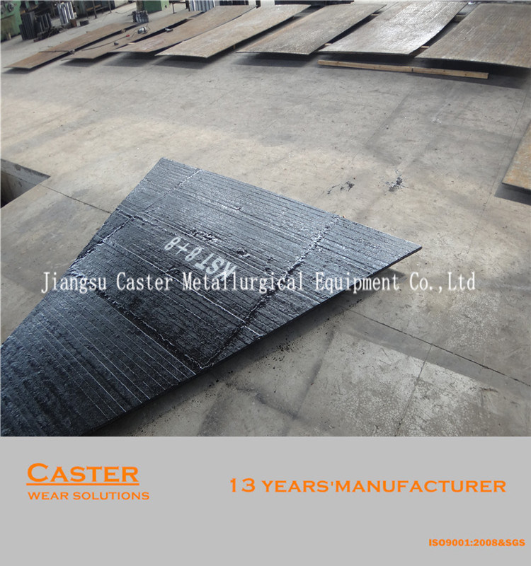 Direct Factory Produce High Chromium Carbide Composite Bimetallic Steel Plate