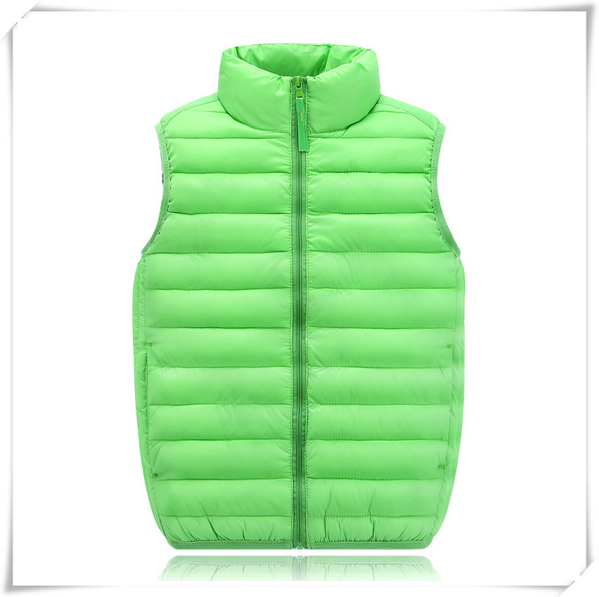 Winter Jacket 100% Polyester with Vest Down Jacket 604