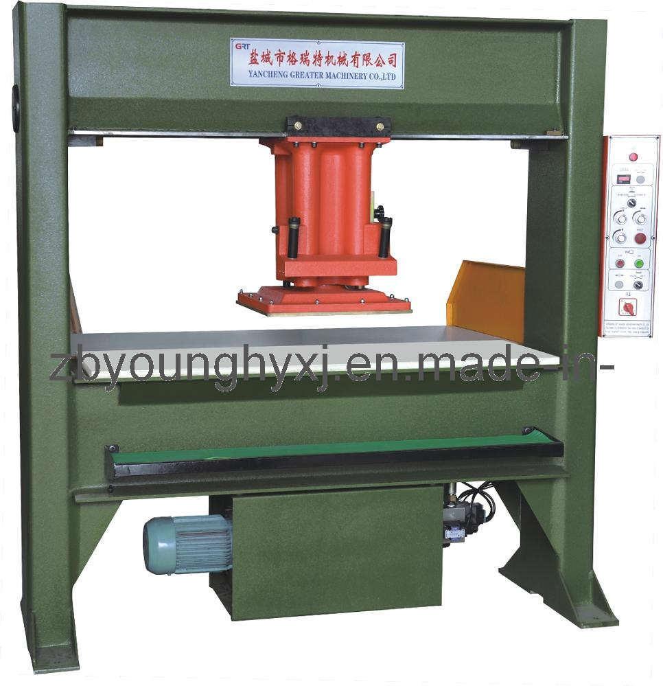 25T Hydraulic Traveling Head Cutting Machine/Cutting Press/Punching Machine/Die Cutting Machine