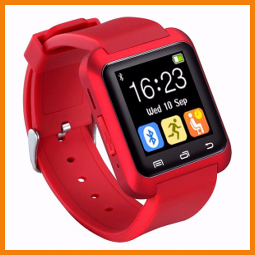 Touch Screen LED Rubber Sport Wirst Silicone Smart Watch