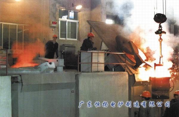 If Melting Furnace/Equipment (GW-3000KG)
