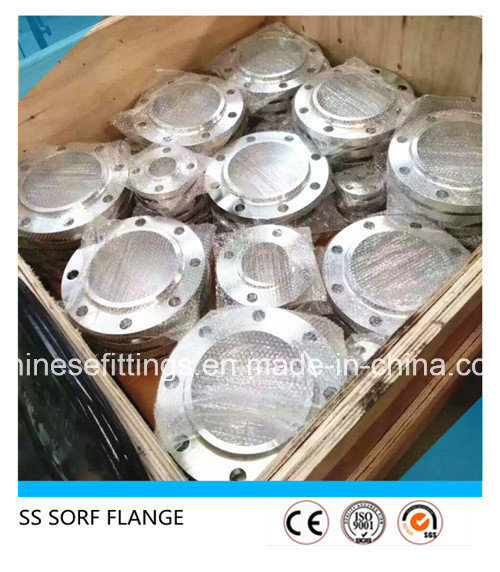ANSI B16.5 Forged Stainless Steel Ss316L Slip-on Flanges