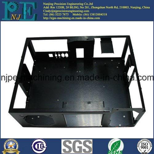 Custom Sheet Metal Fabrication Laser Cutting Machine Spare Parts