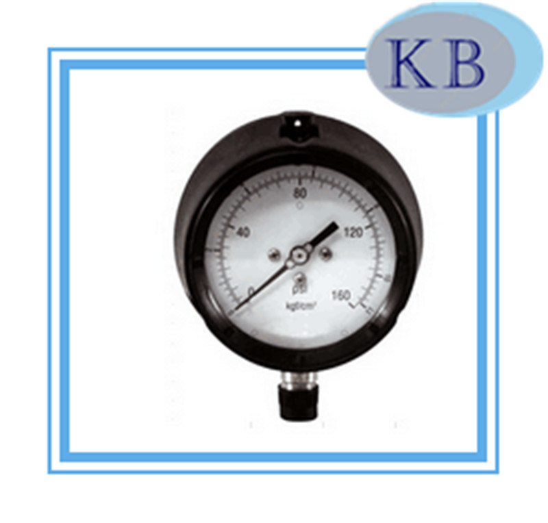 High Quality Safety Pressure Gauge