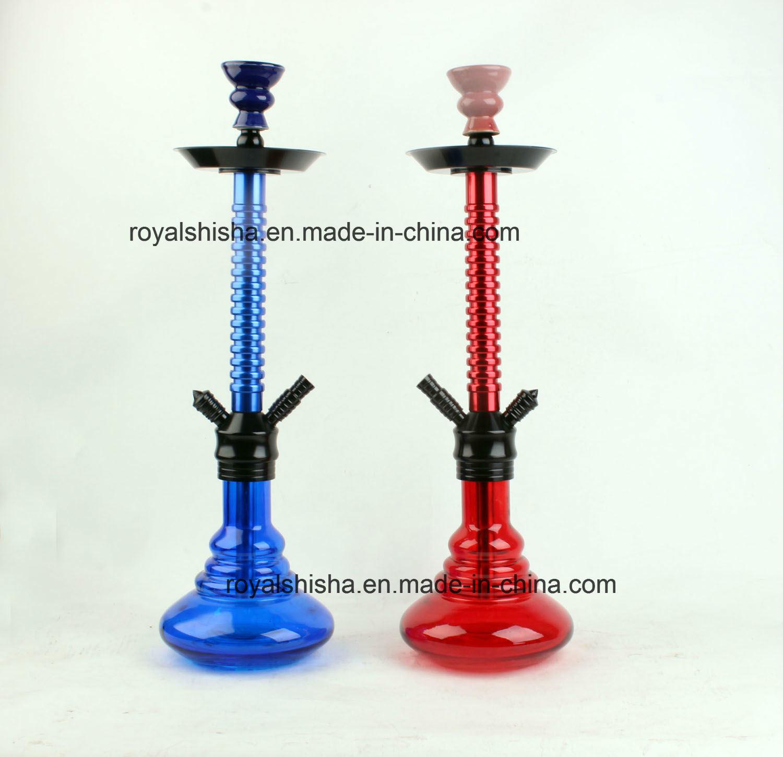 Hot Selling Aluminum Stem Hookah Shisha