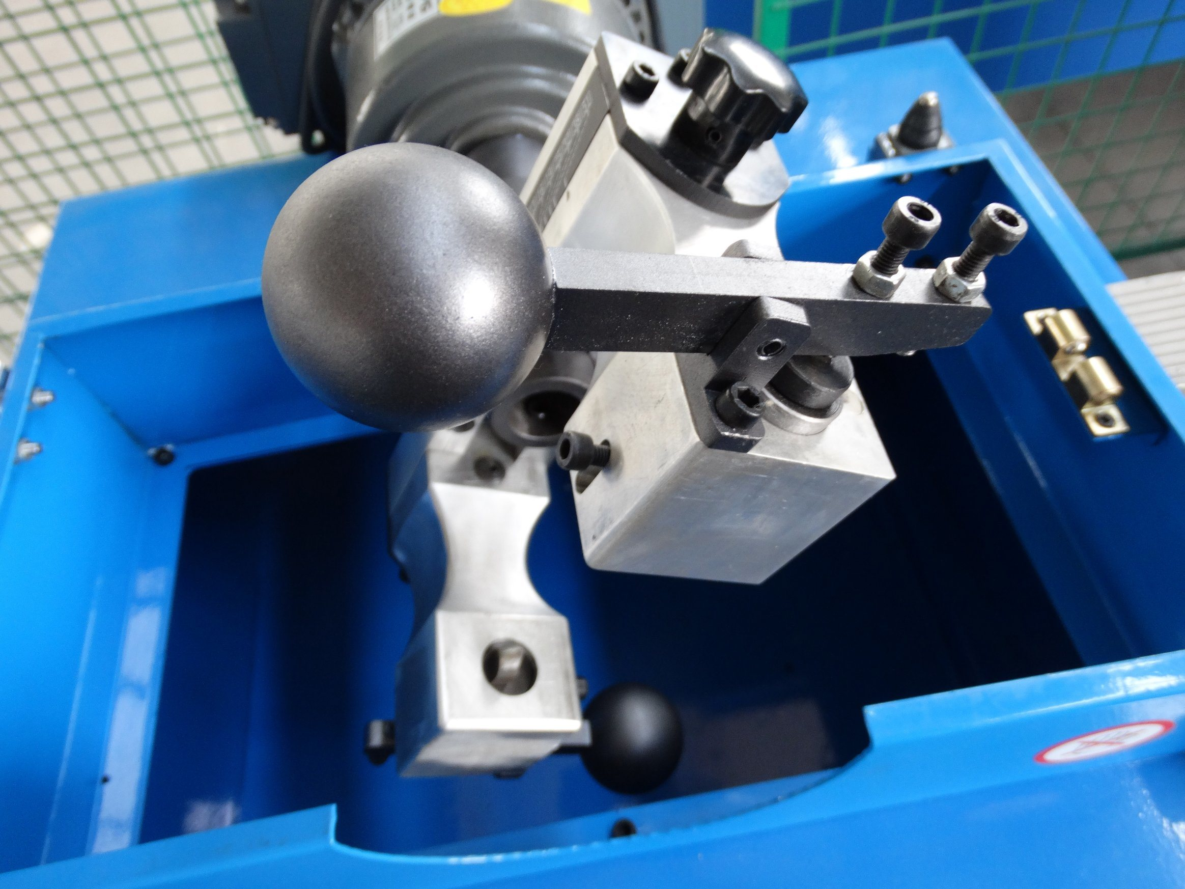 Hydraulic External & Internal Hose Stripping Machine Km-65f