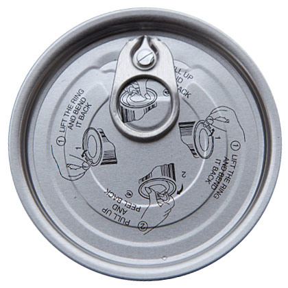 307# Aluminum Easy Open End
