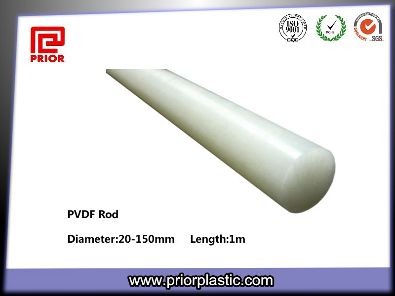 PVDF Bar with Good Machining Property