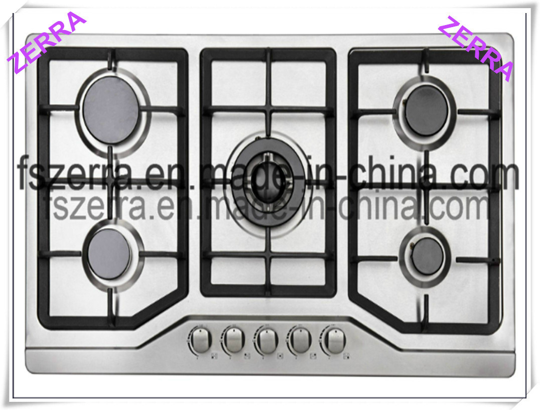 Stainless Steel Hob Sell Gas Hob Home (JZS85015)