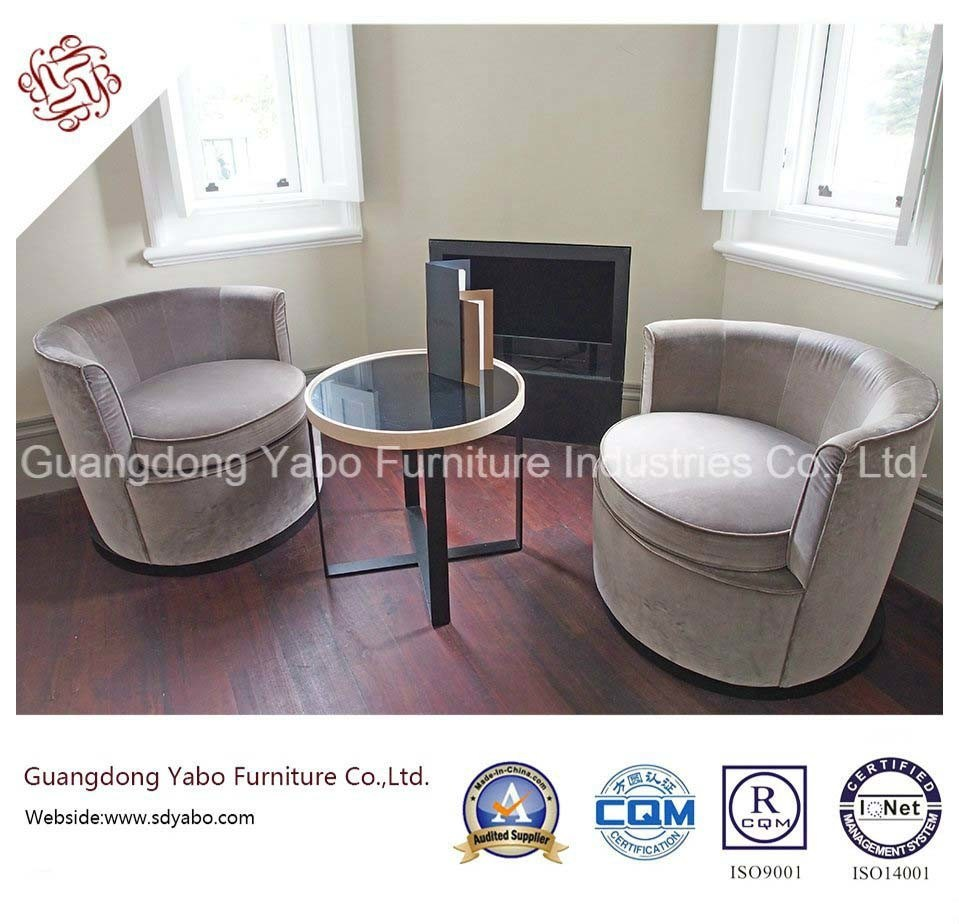 Modernistic Hotel Furniture with Living Room Furniture Set (YB-New1)