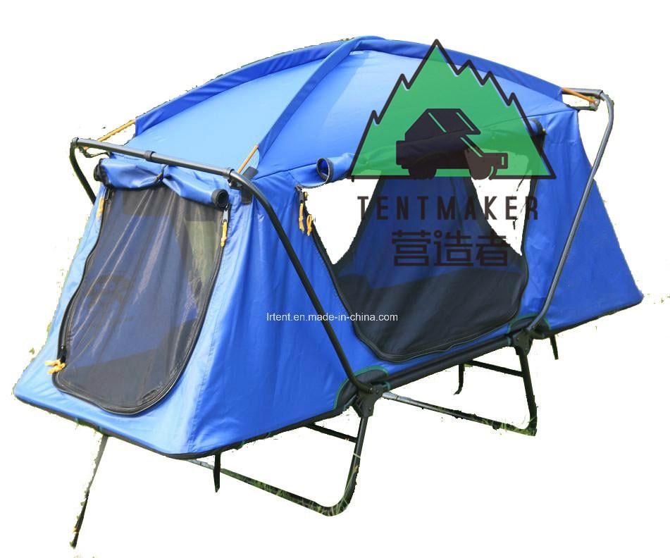 Korea Popular Adventure Camping Bed Tent