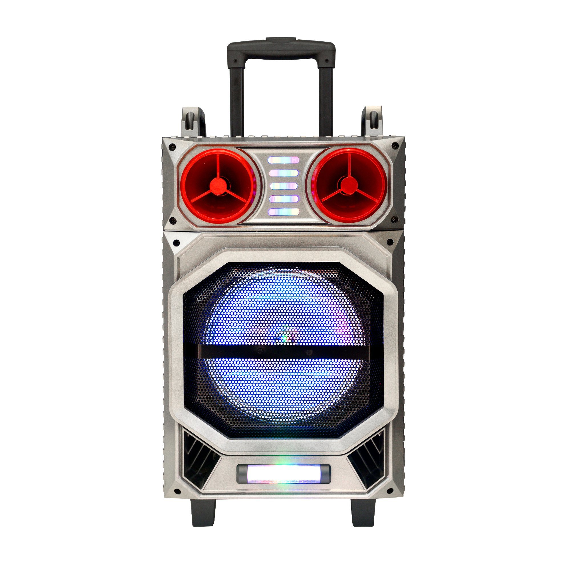 Feiyag/Temeisheng Pdisco Light Speaker, Active Speaker, 10 Inch Speaker with High Quality and Disco Music F10-22