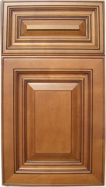 China maple cabinet door coffee color glaze finish china for Kitchen cabinet door colors