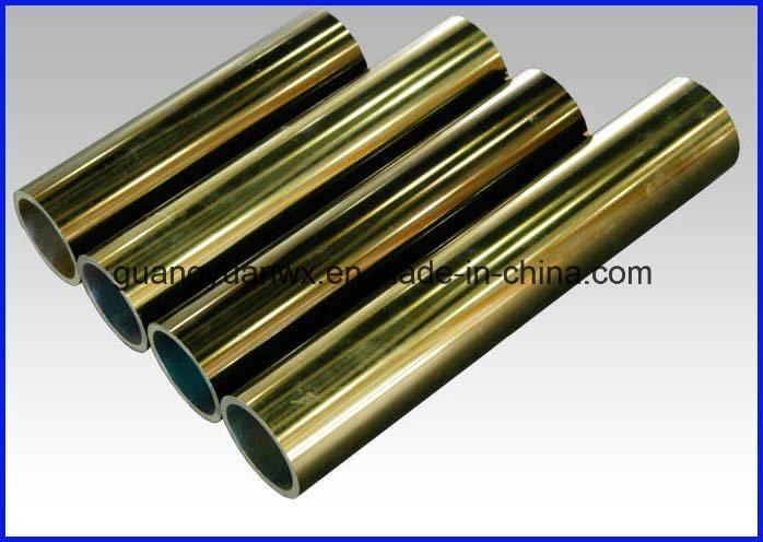3003 O Anodized Aluminum Tube/Pipe (GYB02)