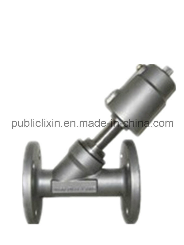 Airtac 2j Water-Hammer No Water Hammer Fluid Angle Seat Valve